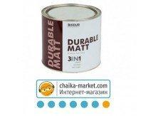 Грунт Biodur серый (банка матовая) 2,5 кг